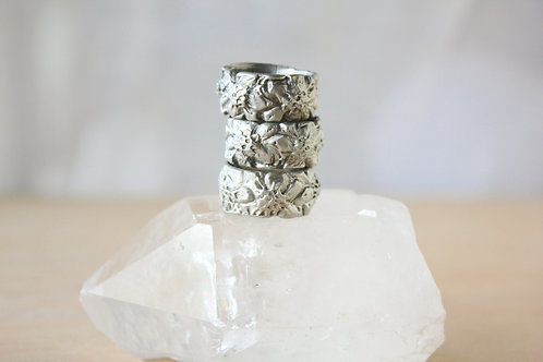 Endless Floral Ring