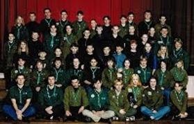 Скаутский отряд ежи 2001 mart.jpg