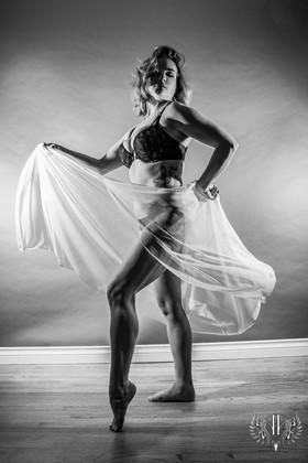 Angie Anderson Emotive Boudoir Photographer