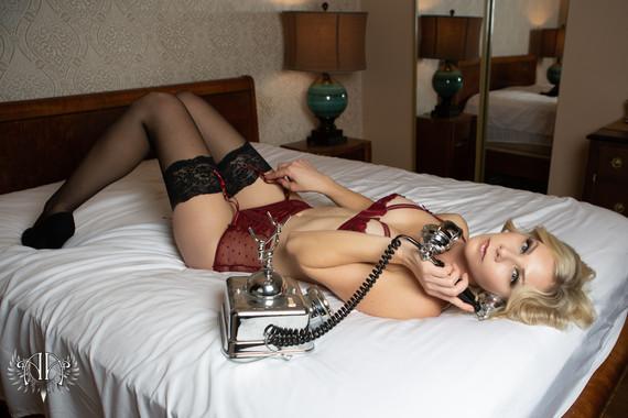 Boudoir Photographer Calgary