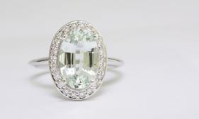 Custom Engagement Ring