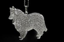 Custom Diamond Pendant Necklace