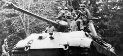 WWI Tank Crew - Battle of the Bulge