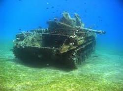 Submerged Tank