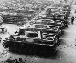 PzIV Assembly Plant
