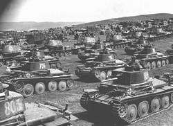 WWII Tank Brigade