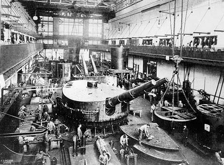 Werkstat Tank Factory