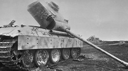 WWI Prokhorovka Tank-Battle Photo