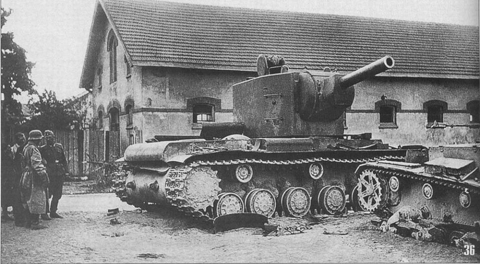 WWII Tank