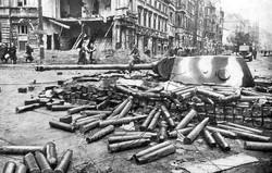 WWI Tank Shell Casings