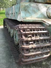 WWII Tank Tracks