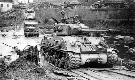 M4-A376 Medium Tank