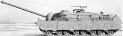 T95 Gun-Motor Carriage