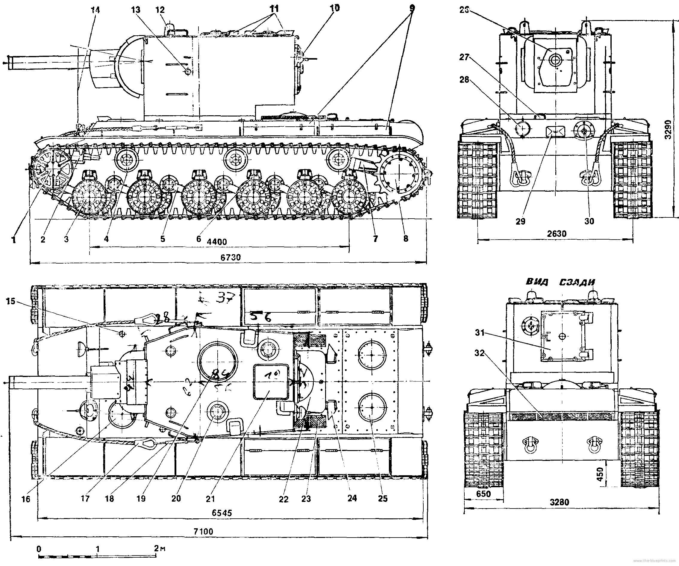 KV-2-4a Drawing