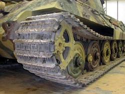 German Panther Tank-Track