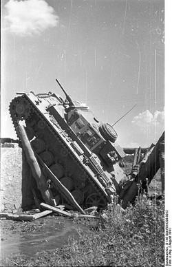 Unfortunate Tank Accident