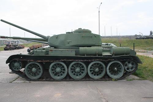 T-44 Medium Tank