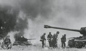 WWII Battle Photo