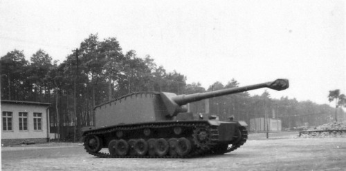 German Tank Destroyer