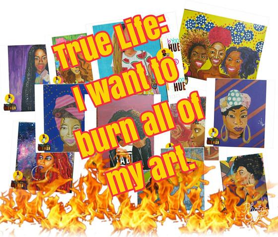 Diary of a Deauxp Black Artist #2