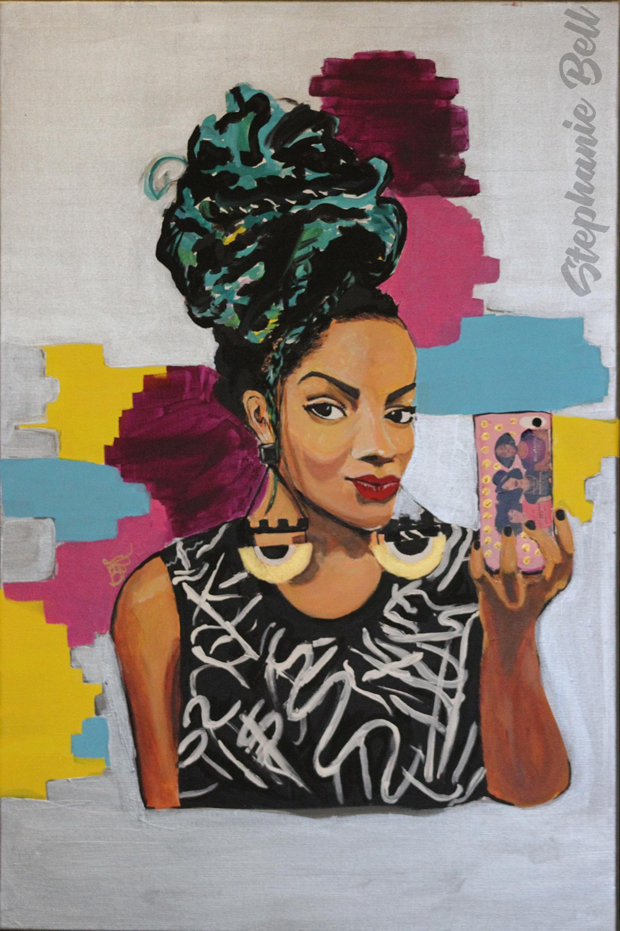 Afro Latina Flava
