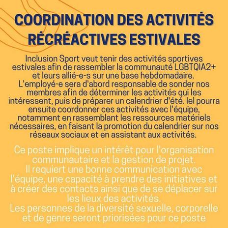 Offres d'emploi été 2021_coordination