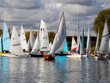 Our annual regatta is just round the corner!  Plus July newsletter.