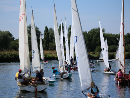 Covid-19: RYA Guidance on sailing & racing with participants from different households