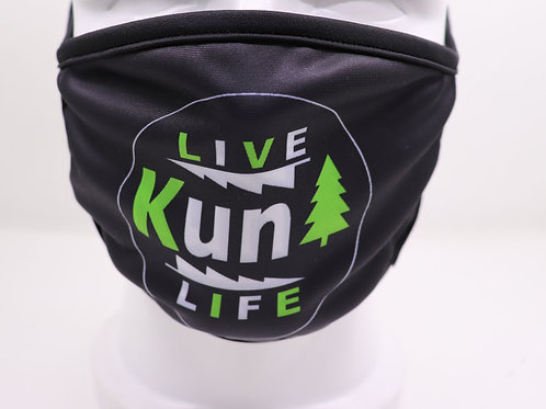 """Live KunTree Life"" Mask"
