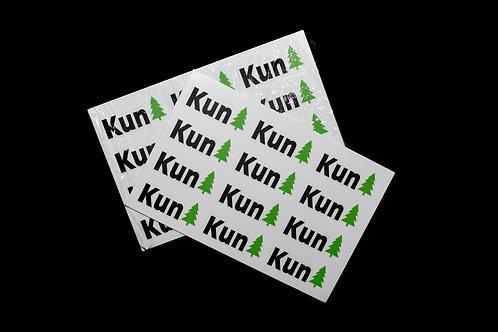 """Little """"KunTree"""" Stickers"""