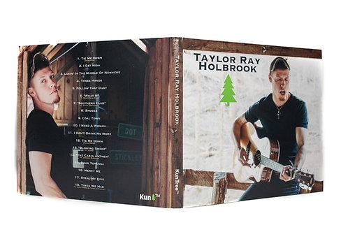 """""""Taylor Ray"""" CD"""