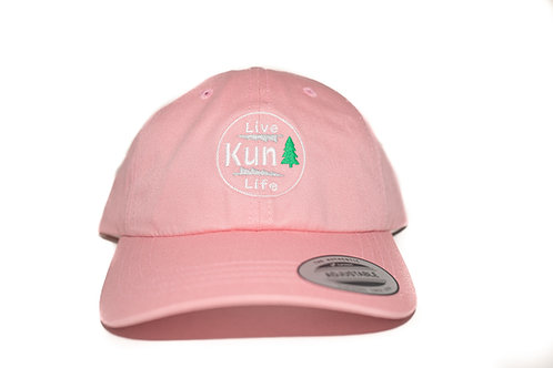 """Live Life"" Pink ""KunTree"" Classic"