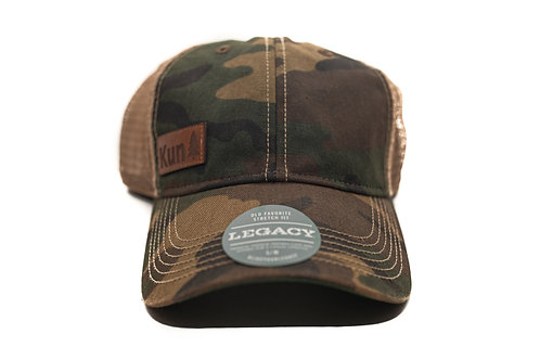 """""""KunTree Camo"""" (Fitted)"""