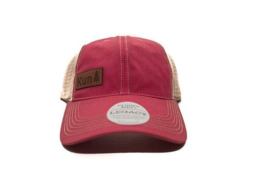"""KunTree Legacy"" Signature Pink Snapback Hat"