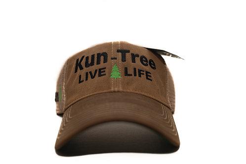 """Live KunTree Life"" Legacy Snapback Hat"