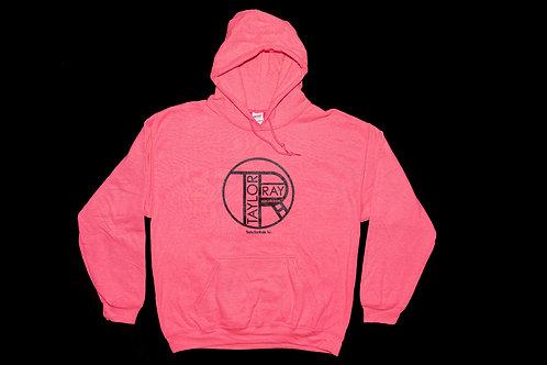 """Pink """"TRH"""" Hoodie"""