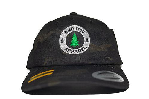 """KunTree Apparel"" Hat Dark Camo Classic"