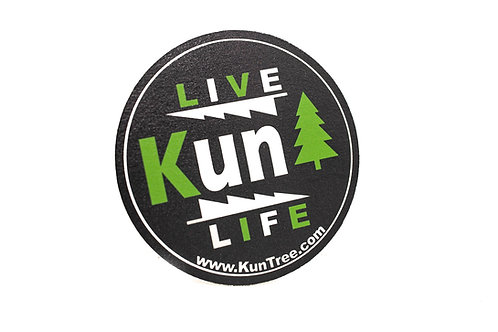 """KunTree"" Coaster"