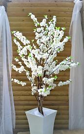Floral tree display
