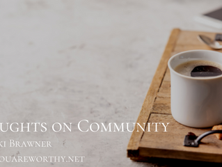 Your Place in Community