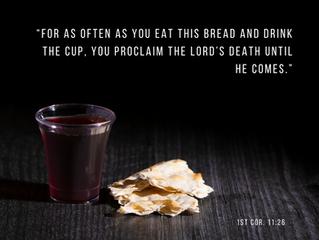 Communion - The Ultimate Testimony