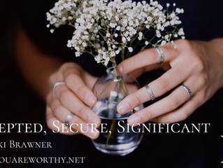 Accepted, Secure, Significant