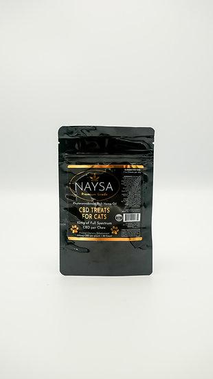 Naysa CBD Treats for Cats - 300mg
