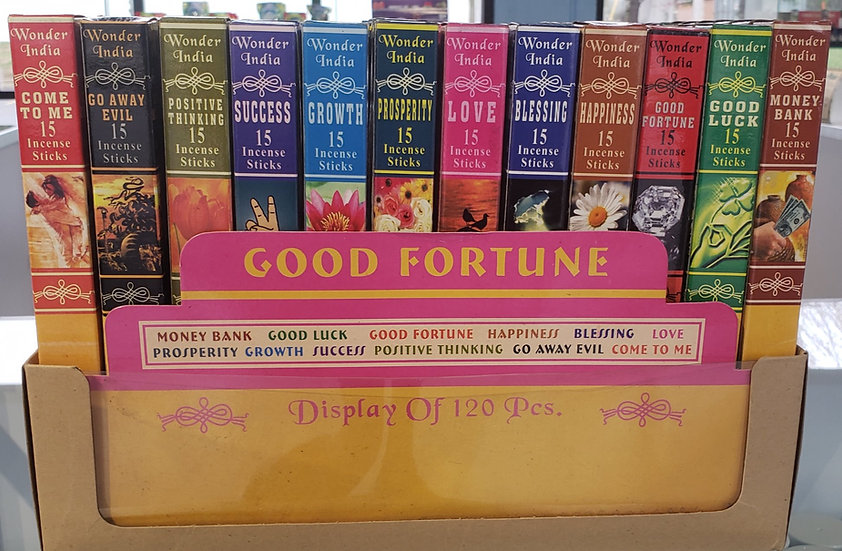 Good Fortune Incense