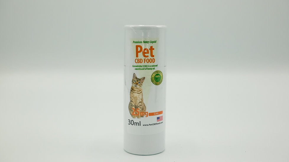 Pet CBD Food for Cats [25mg]
