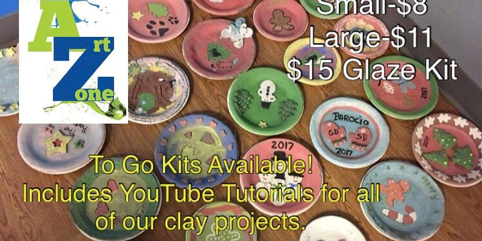 Create Cookie Plates