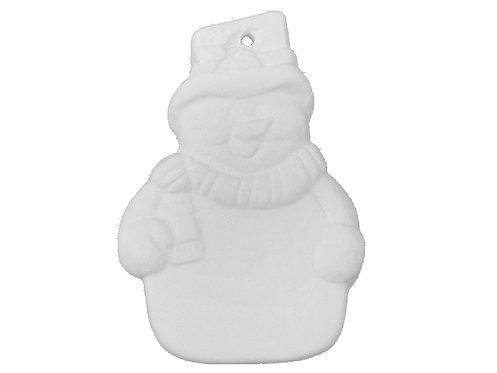 Small Snowman Ornament
