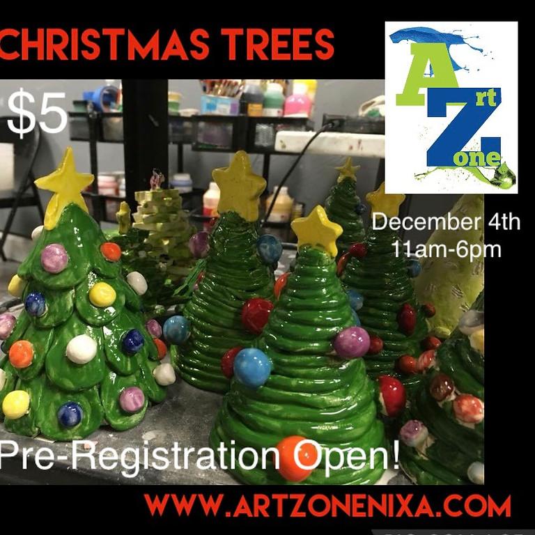$5 Christmas Tree