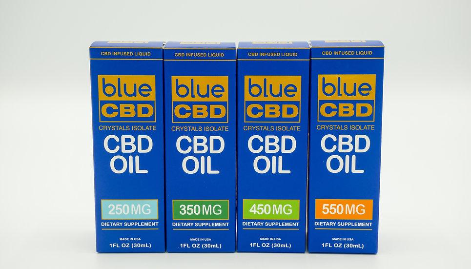 Blue CBD Crystals Isolate - (30ml)