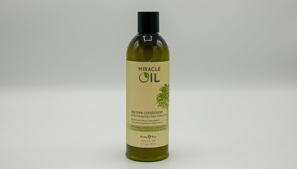 Miracle Oil Tea Tree Conditioner - 16fl oz